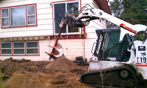 Footings #1